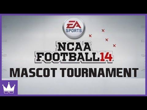 Twitch Livestream | NCAA 14 Mascot Tournament IV [Xbox 360]