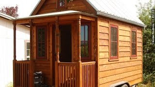 Go Small And Go Home: Tiny Houses A Growing Trend - Newsy