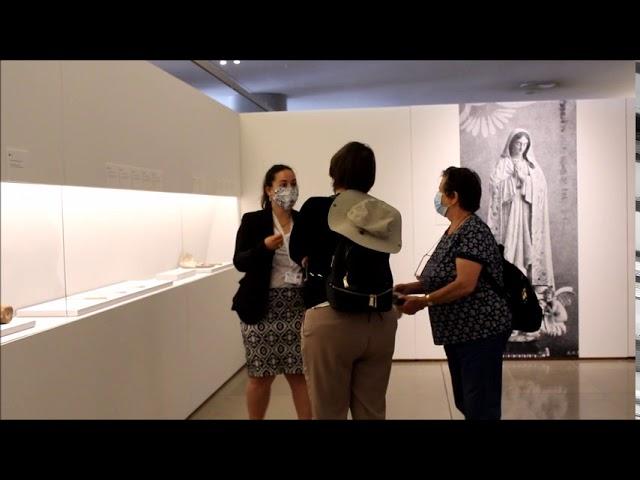 100 anos da escultura de Nossa Senhora de Fátima