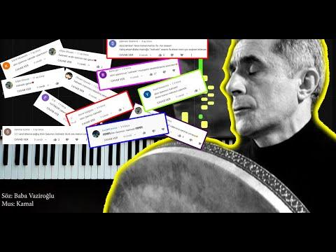 """""""Xatirədir"""" - Alim Qasımov - Piano"""