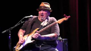 "POPA CHUBBY  ""The Wind Cries Mary""  FTC 8/20/15"