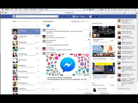 Facebook Messenger How To Make It Big/full Screen