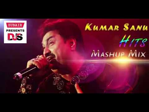 KUMAR SANU SUPER HIT MASHUP 2018 | 90S CLASSICAL ROMANTICMASHUP 2018 | BOLLYWOOD OLD SONG MASHUP