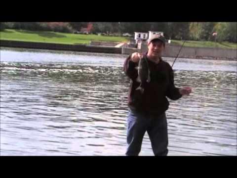 Mohawk River Smallmouth Bass