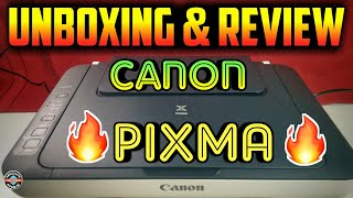 Canon printer unboxing in Hindi | Canon Pixma(MG2577s) | Best All-in-one Printer for home use 2018