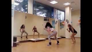 Booty Dance. Twerk. Afro House. Бути - урок