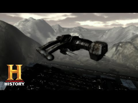 Ancient Aliens: EVIDENCE OF ALIEN EMBASSY Hidden In Italy's Mountains (Season 14) | History