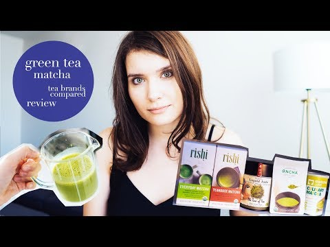 The Best MATCHA Tea EVER! | Review + Test: Rishi, The Tao of Tea, Matcha Love, Encha