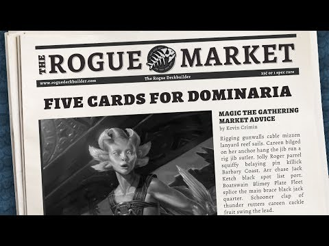 Market Monday: 5 Cards I am targeting for Dominaria