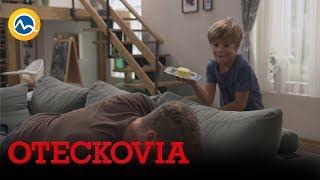 OTECKOVIA - Luky má maslo na hlave. Doslova!