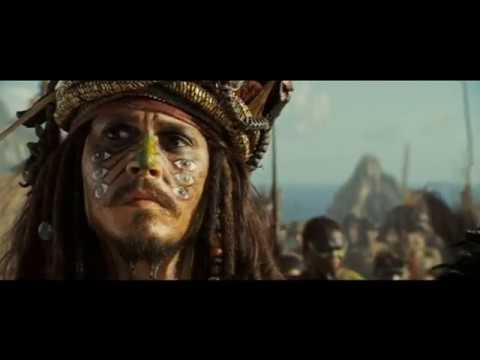 Will is Captured by the Tribe ( Pirates of the caribbean 2)