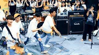 평균연령 15세 천재 밴드 ㄷㄷ 더이스트라이트
