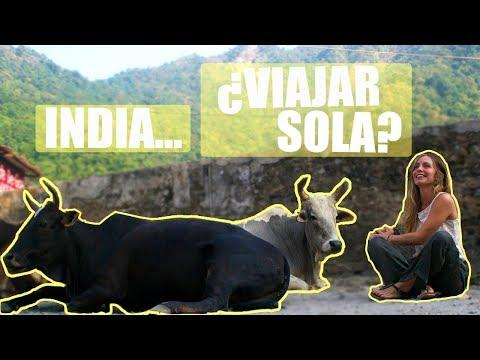 ¡Viajar sola a la India! ¿Es peligroso? Mi experiencia!