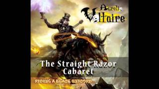 Aurelio Voltaire - The Straight Razor Cabaret OFFICIAL