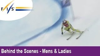Must see: Kitzbühel Audi FIS Ski World Cup Super-G - Behind the Scenes - Mens & Womens