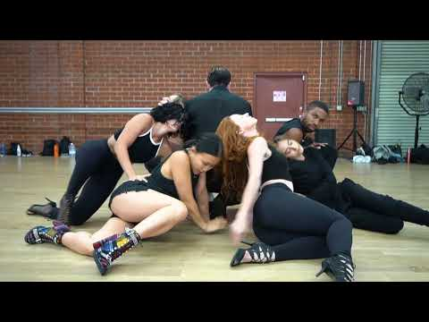 Liana Blackburn - BLACK & GOLD -  MASTER CLASS - Feat: Sam Sparro