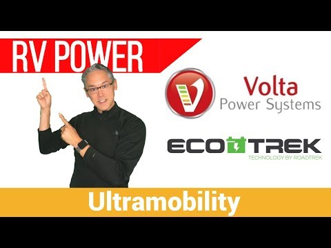 RV Power Management Systems Overview | Pure 3 Lithium, Volta, Ecotrek, Xantrex, Li3 Energy