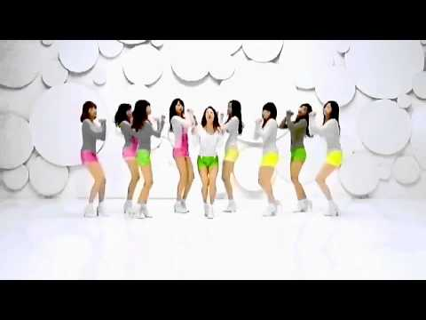 [FULL HD] [3D] Girls' Generation 소녀시대 - Gee (DANCE VER.)