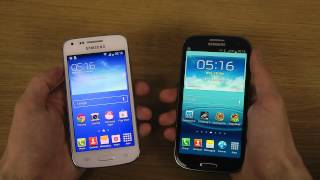 Samsung Galaxy Core Plus vs. Samsung Galaxy S3 - Which Is Faster?