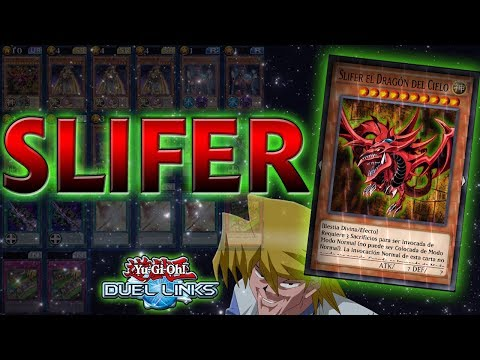 ¡EL MEJOR DECK DE SLIFER! [Yu-Gi-Oh! Duel Links]
