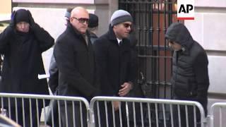 Meryl Streep, Cate Blanchett, Amy Adams, Joaquin Phoenix arrive for Philip Seymour Hoffman funeral
