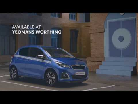 Peugeot 108 Collection at Yeomans Peugeot - YouTube