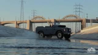 Land Rover Series III.  История Человека и Автомобиля от Petrolicious
