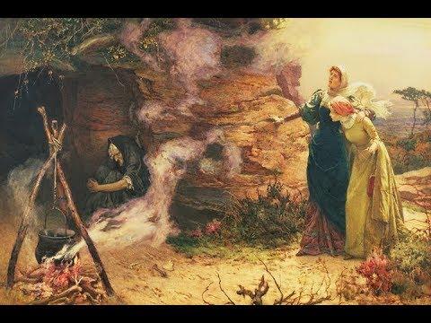 Ведьмы вся правда о ведьмах