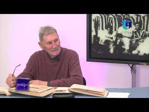 "TeleU: Grațian Sepi la ""Istoria fotbalului"" (ep. 3)"