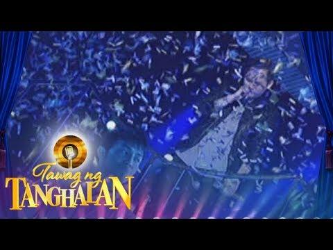 Tawag ng Tanghalan: Mark Michael Garcia retains his title