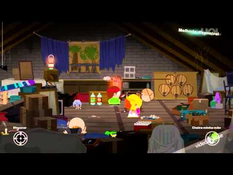 South Park: The Stick of Truth faz paródia com RPGs medievais