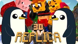 ¡SOMOS DEMASIADO BUENOS! REPLICA 3D | Minecraft Con Sara, Luh, Exo Y Macundra