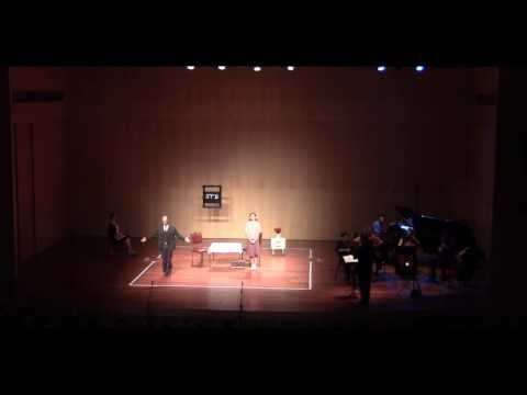 Israel Sharon - The Lesson (Chamber Opera)
