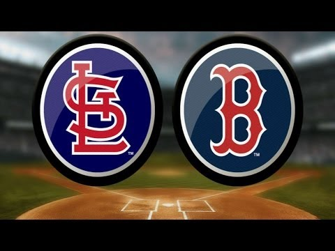 10/30/13: Red Sox win third World Series since '04