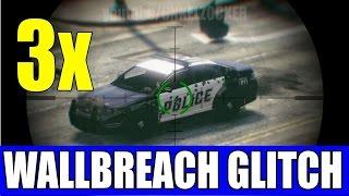 GTA 5 WALLBREACH GLITCH - ONLINE GLITCHES DIE NOCH FUNKTIONIEREN !