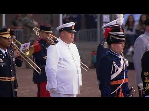 Musique de l'Infanterie de Lille: ouverture du citadelle 350