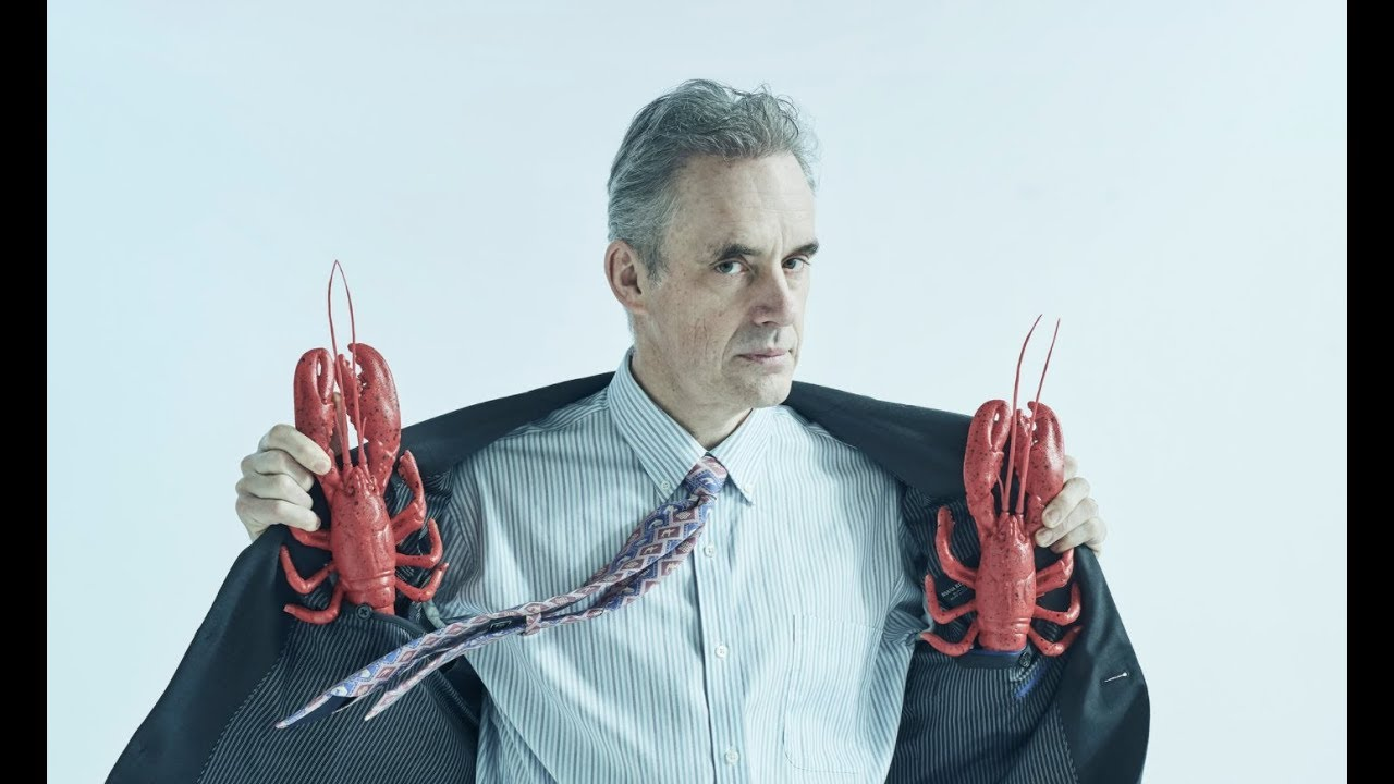 THE DOMINANCE HIERARCHY: JORDAN PETERSON & LOBSTERS 12 RULES FOR LIFE - RULE 1 - YouTube