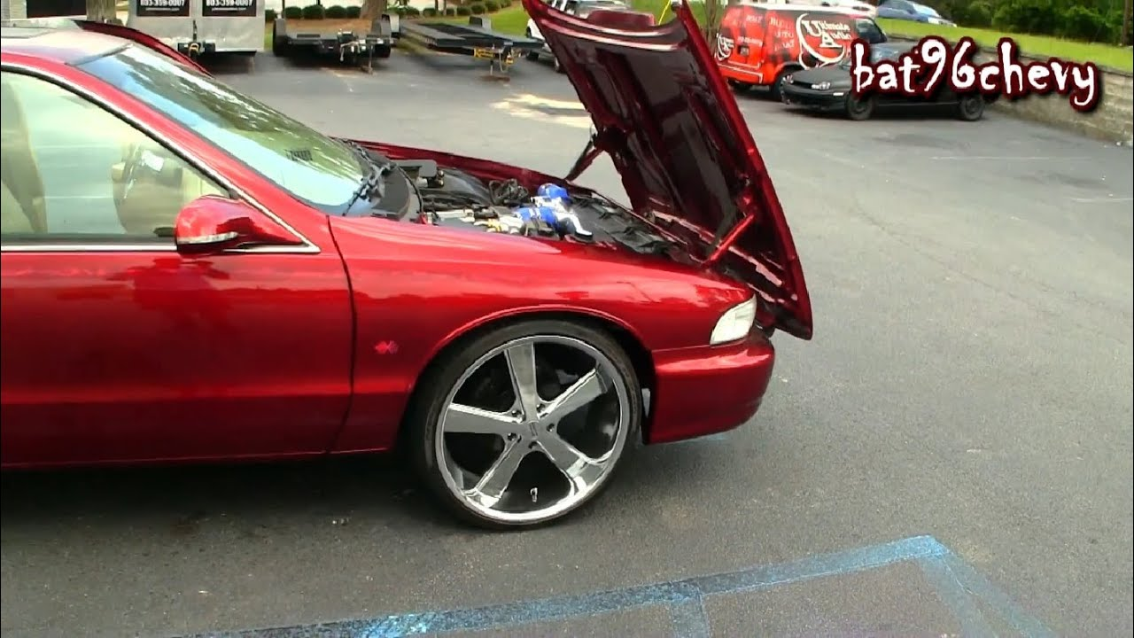 1996 Chevy Caprice 9C1 Engine Modifications  Super Chevy
