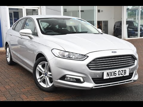used ford mondeo 2 0 tdci econetic zetec 5dr moondust. Black Bedroom Furniture Sets. Home Design Ideas