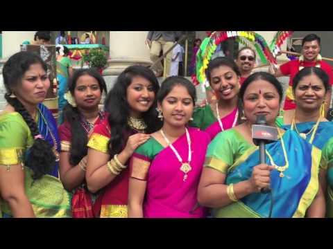 American Tamil Festival FeTNA  2016 begins at Trenton, New Jersey - Must Watch #fetna216