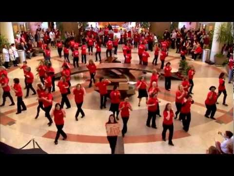 National Institute of Health on National Wear Red Day.mov