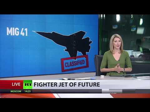 Reaching new heights: Russia's new MIG41 jet project is more ambitious than you can imagine