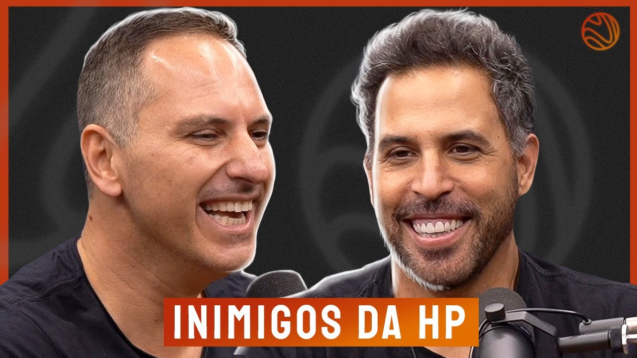 INIMIGOS DA HP - Venus Podcast #133