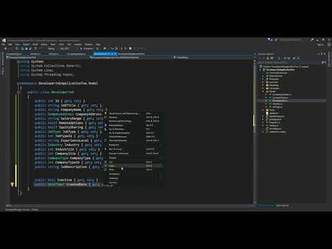 Single page Business Application using AngularJS 4 0, Asp Net Core 2 0 and sql Server Part 2