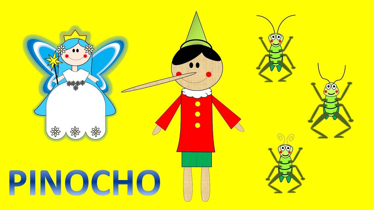 Pinocho en español - cuentos infantiles - cuentos clásicos ...