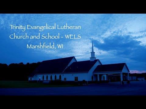 Trinity Evangelical Lutheran Church & School of Marshfield,WI