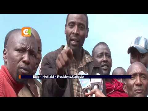Charcoal traders rough up forestry official in Kajiado