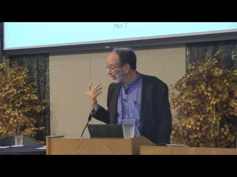 Alvin Roth, 2012 Nobel Prize winner, speaks about mechanism design at the University of San Francisc