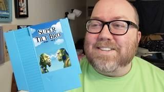 Super Tilt Bro. - Smash Bros-like Game for NES