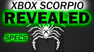 XBOX PROJECT SCORPIO SPECS REVEALED! This thing is a beast!